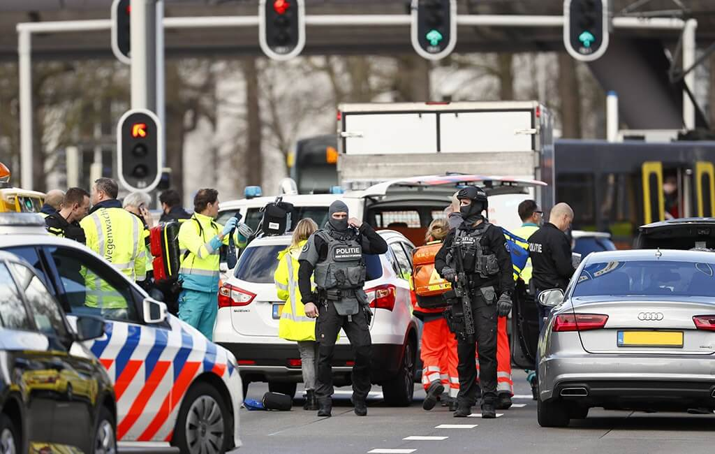 Utrecht shooting