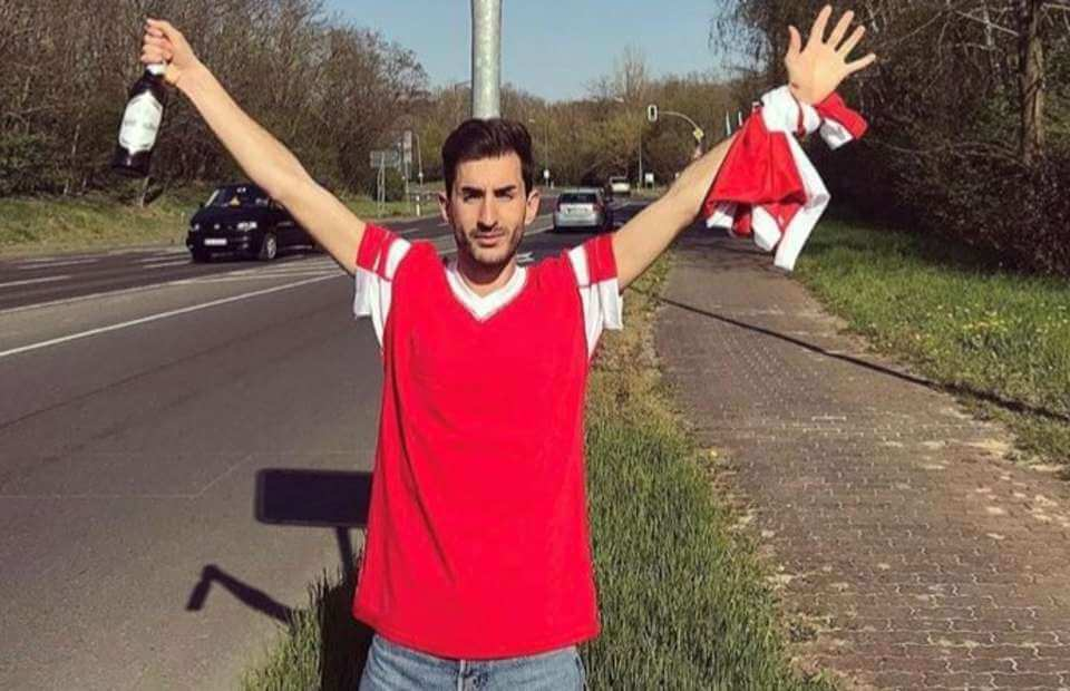 How a Benfica fan screwed up