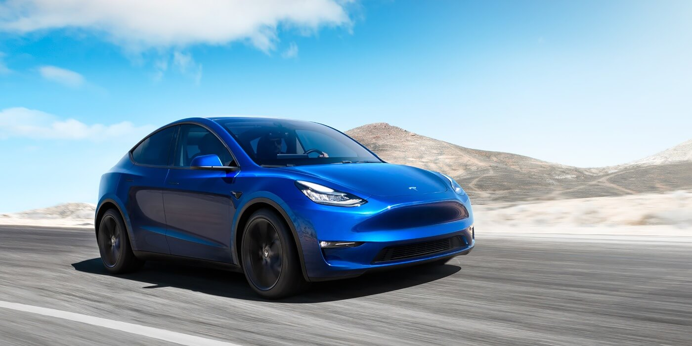Elon Musk just revealed the Tesla Model Y — and he's still the greatest car salesman who ever lived
