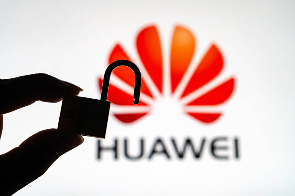Huawei banned by the United States