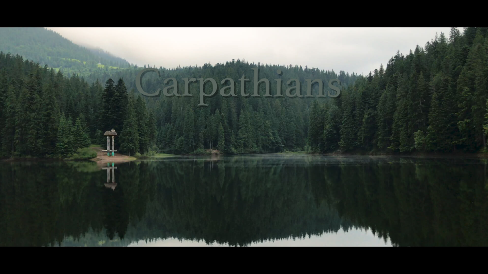 Carpathians travel blog