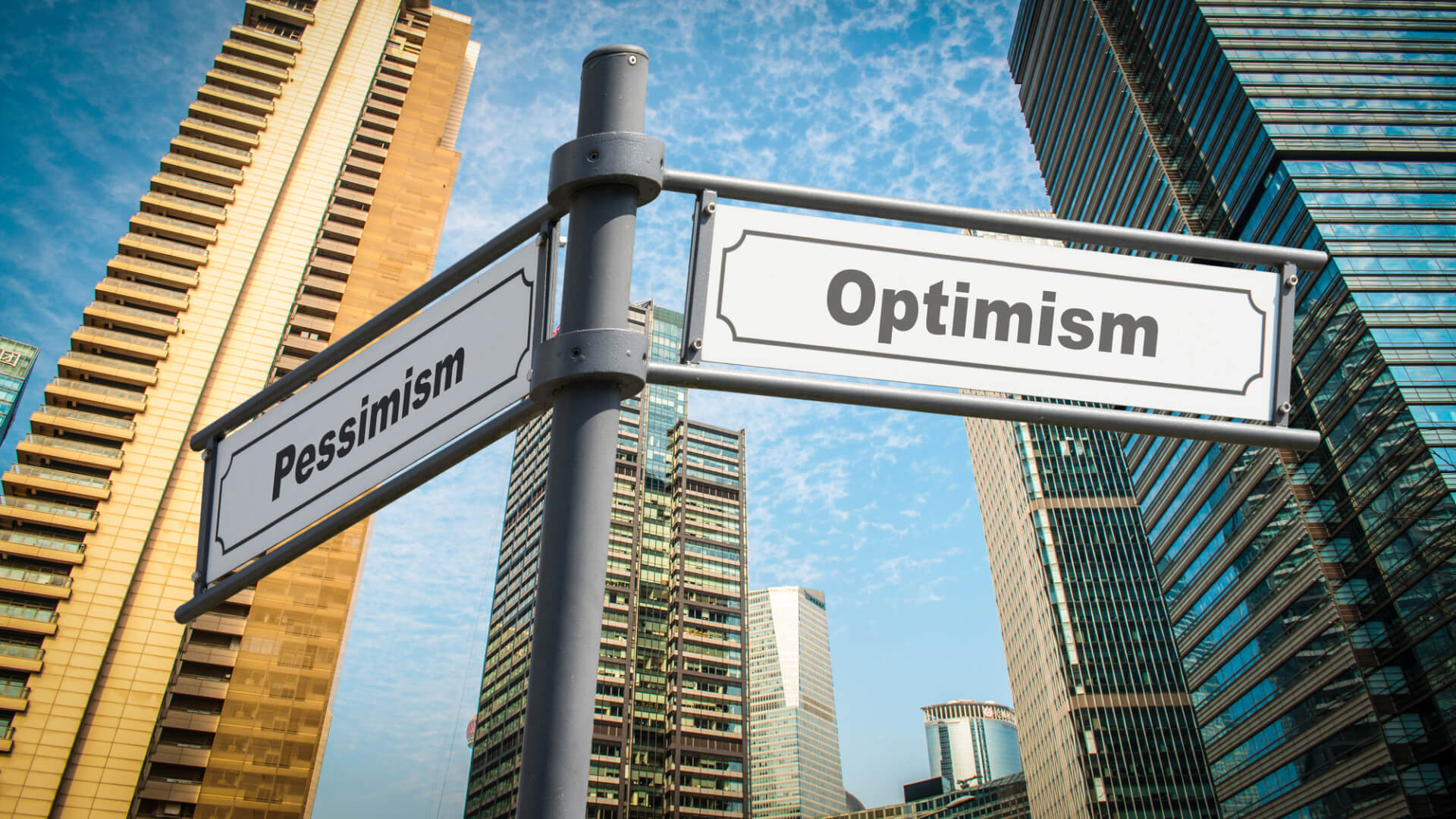 optimism vs pessimism