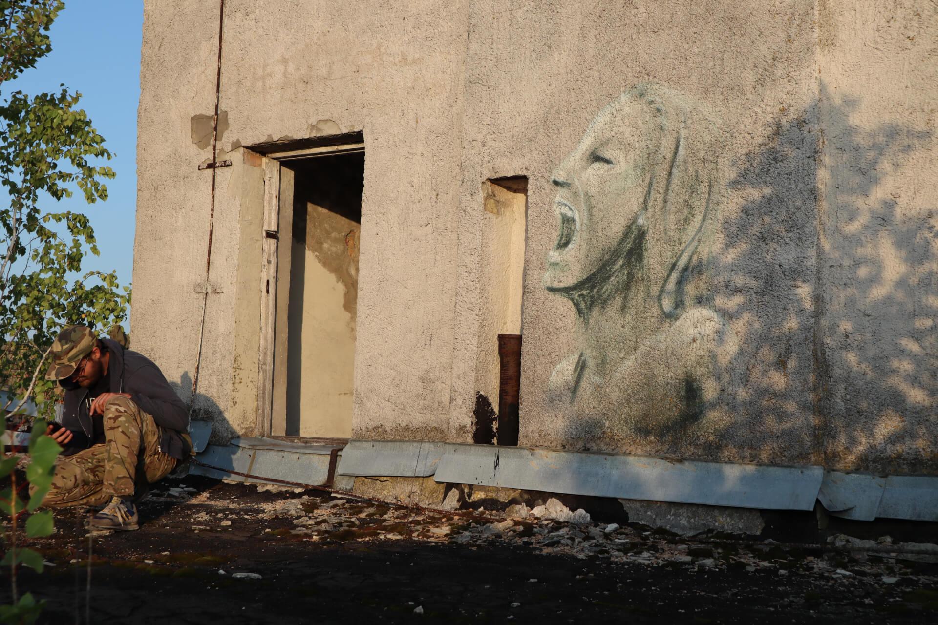 Chernobyl photoshoot