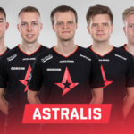 Several Danish esport teams fall in the world rankings.
