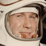 Alexei Arkhipovich Leonov died