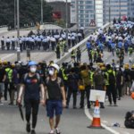 riots in honk kong