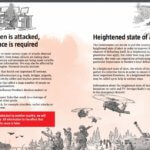 """Be prepared for war"" leaflet was given to 4.8 million people in Sweden"