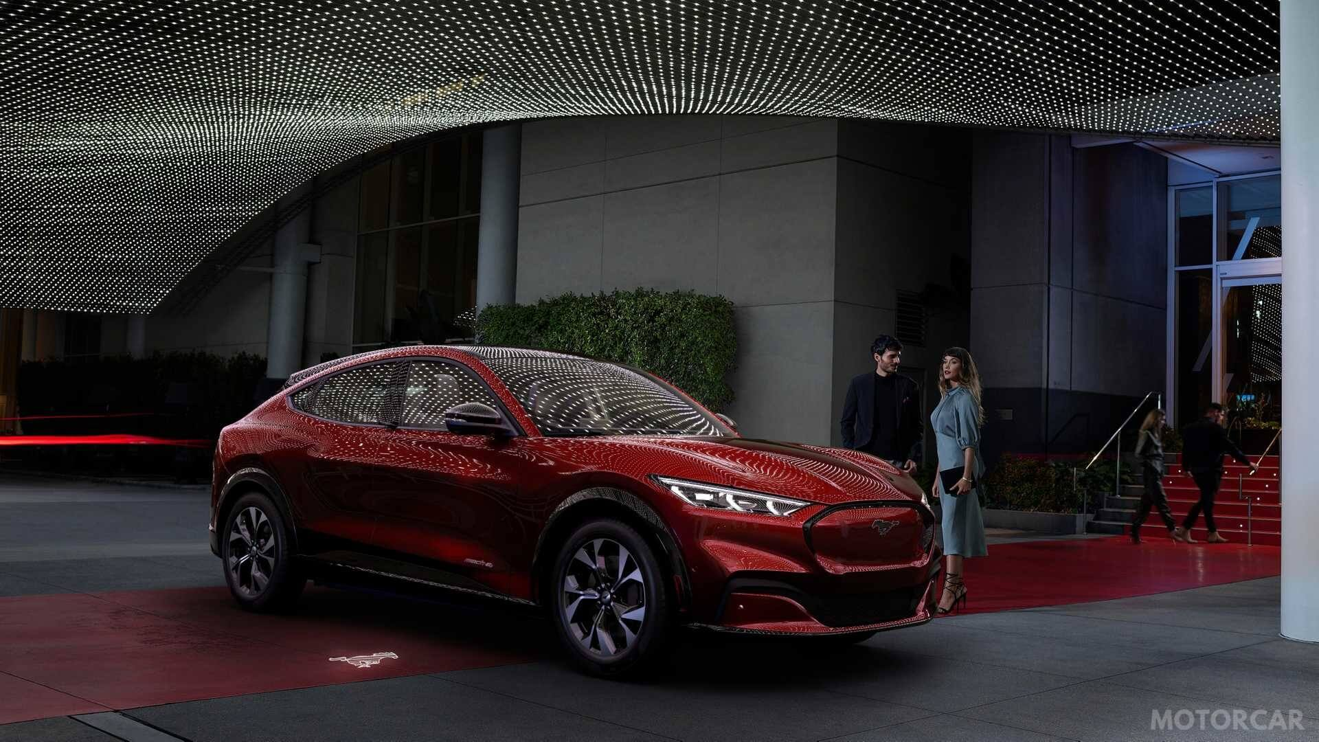 Unexpected congratulations from Elon Musk: Ford released its all-electric Mustang Mach-E SUV