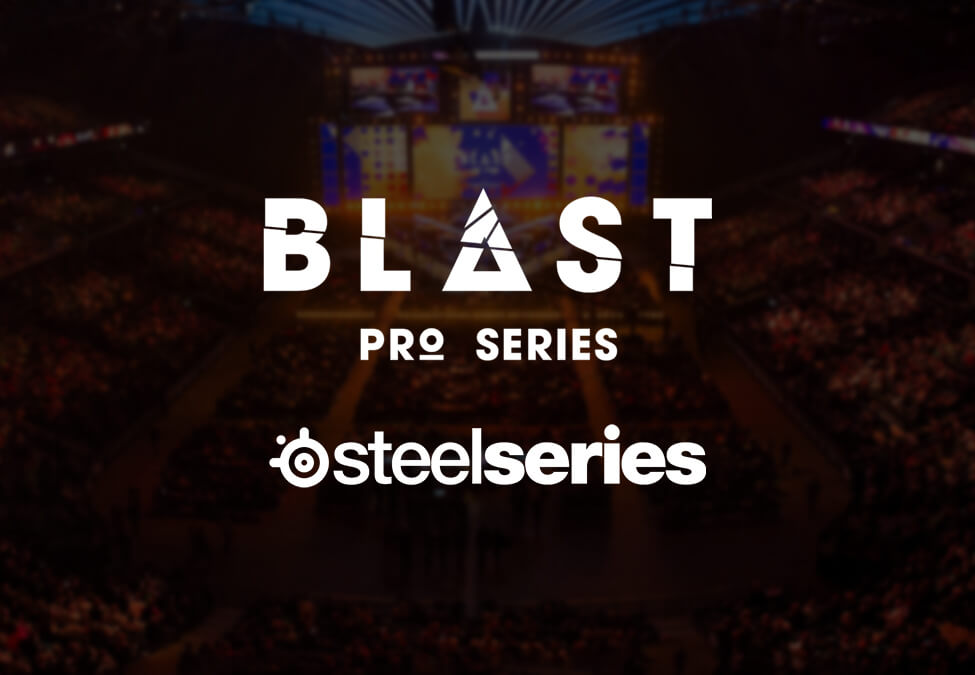 BLAST Pro Series Begins a New Partnership with SteelSeries for Copenhagen