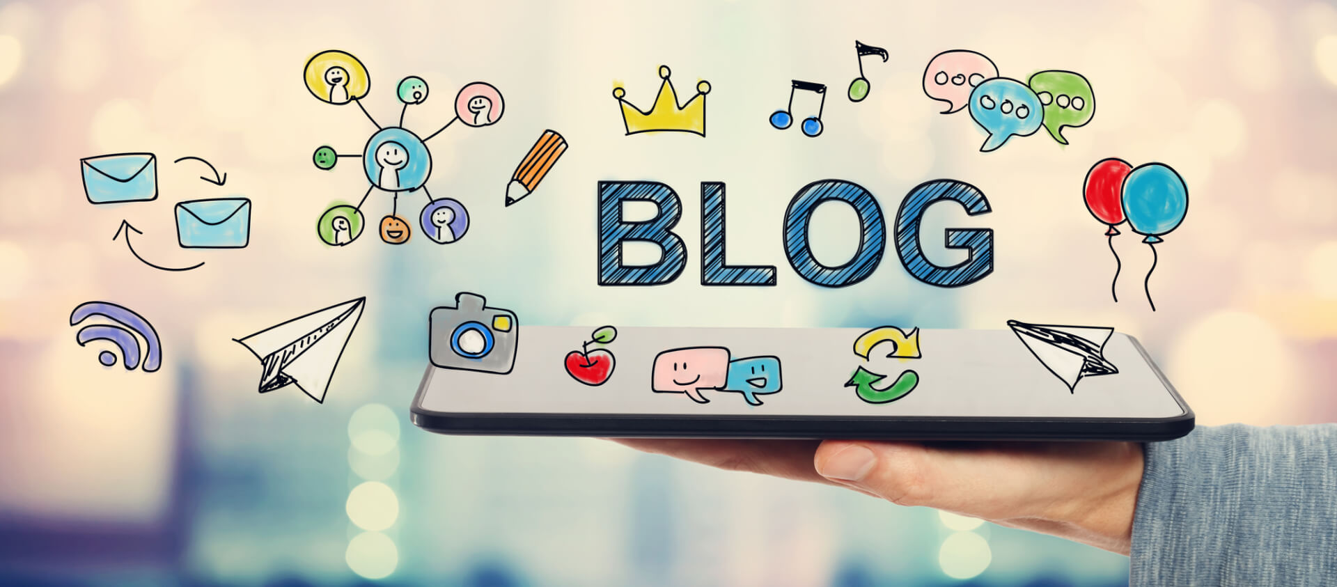 5 steps of creating a successful blog