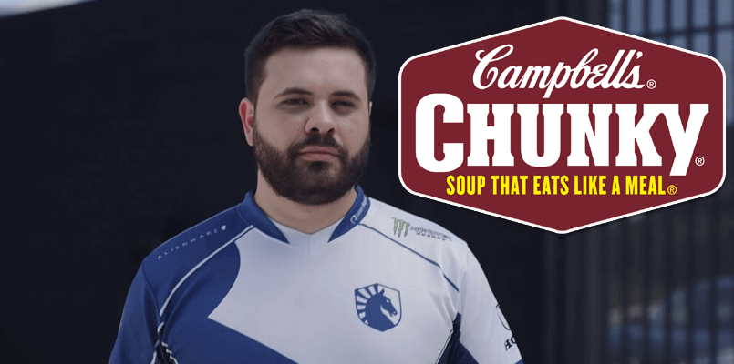 Story of Success: How Team Liquid Player Hungrybox became a star of Campbell's Soup Campaign