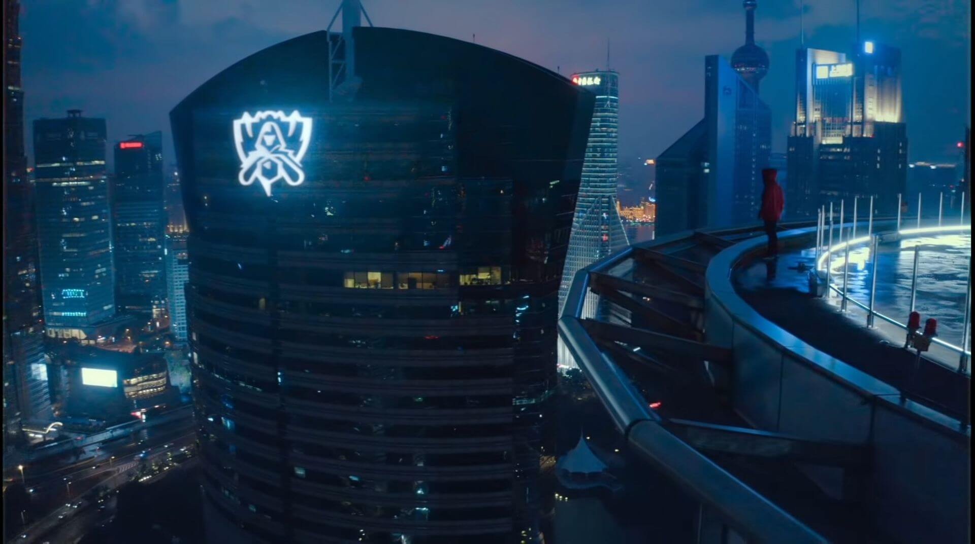 Shanghai welcomes League of Legends World Championship 2020
