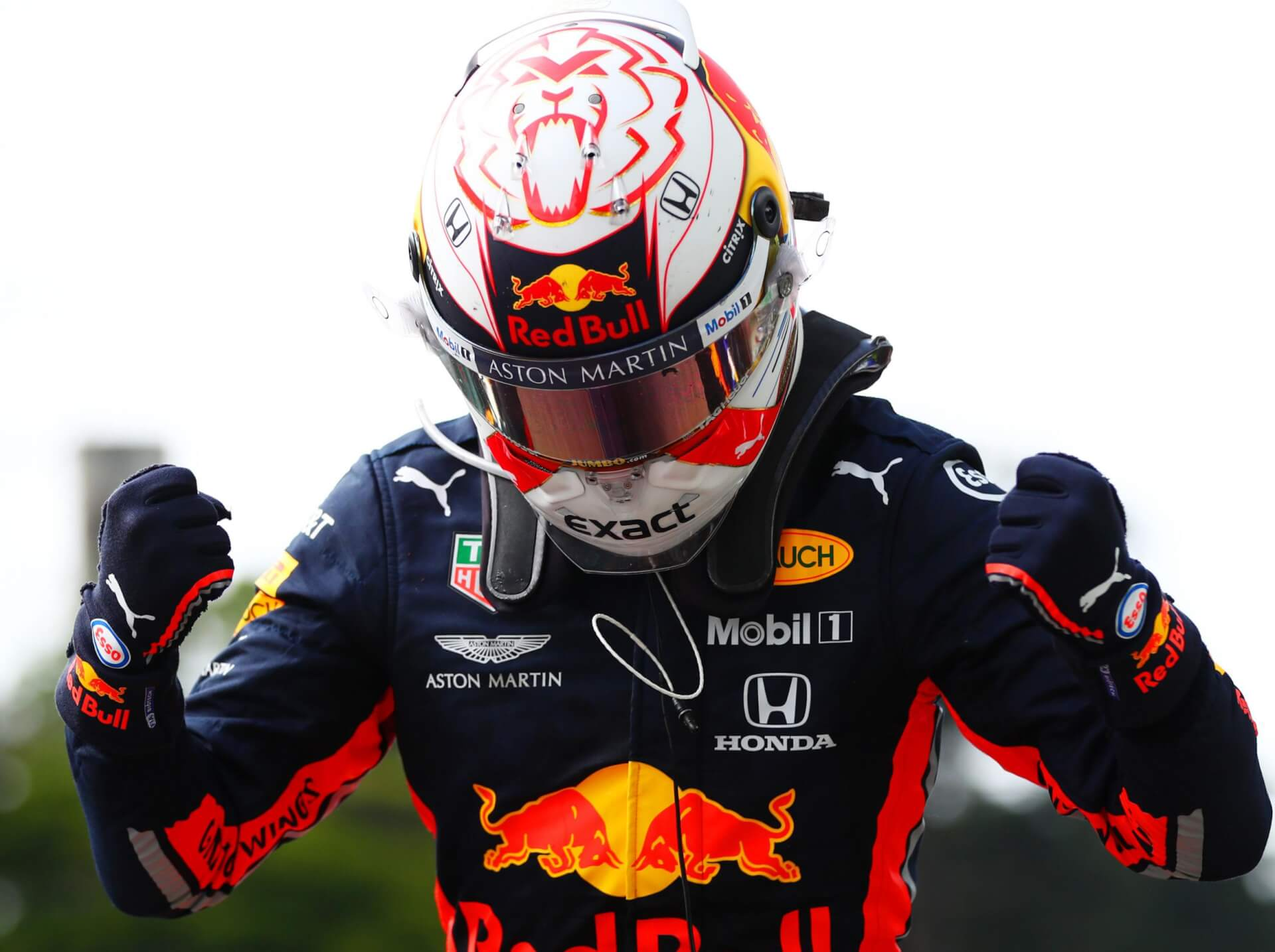 Crazy Brazil Race: Red Bull's Max Verstappen Wins Thanks to Two Ferrari Crashes