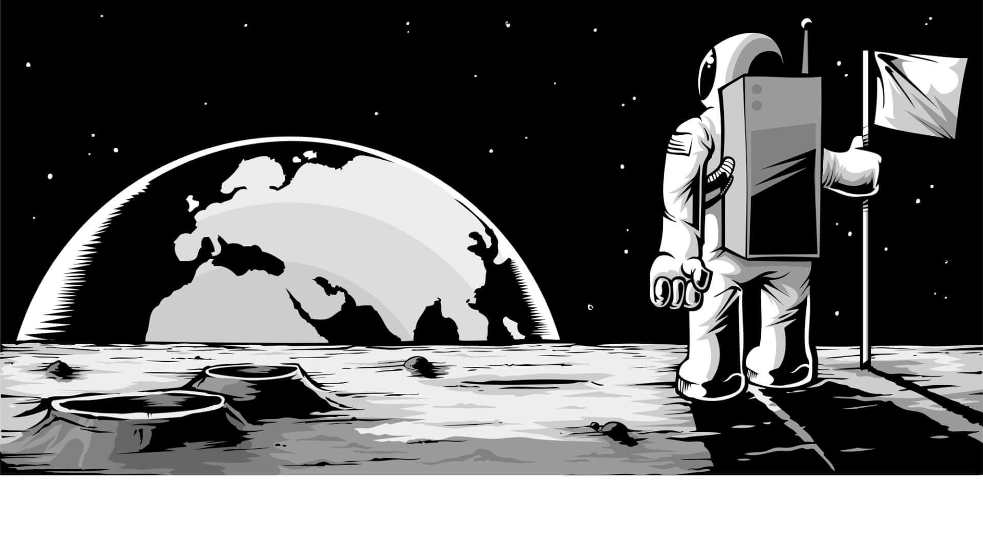 Moon-landing attempts