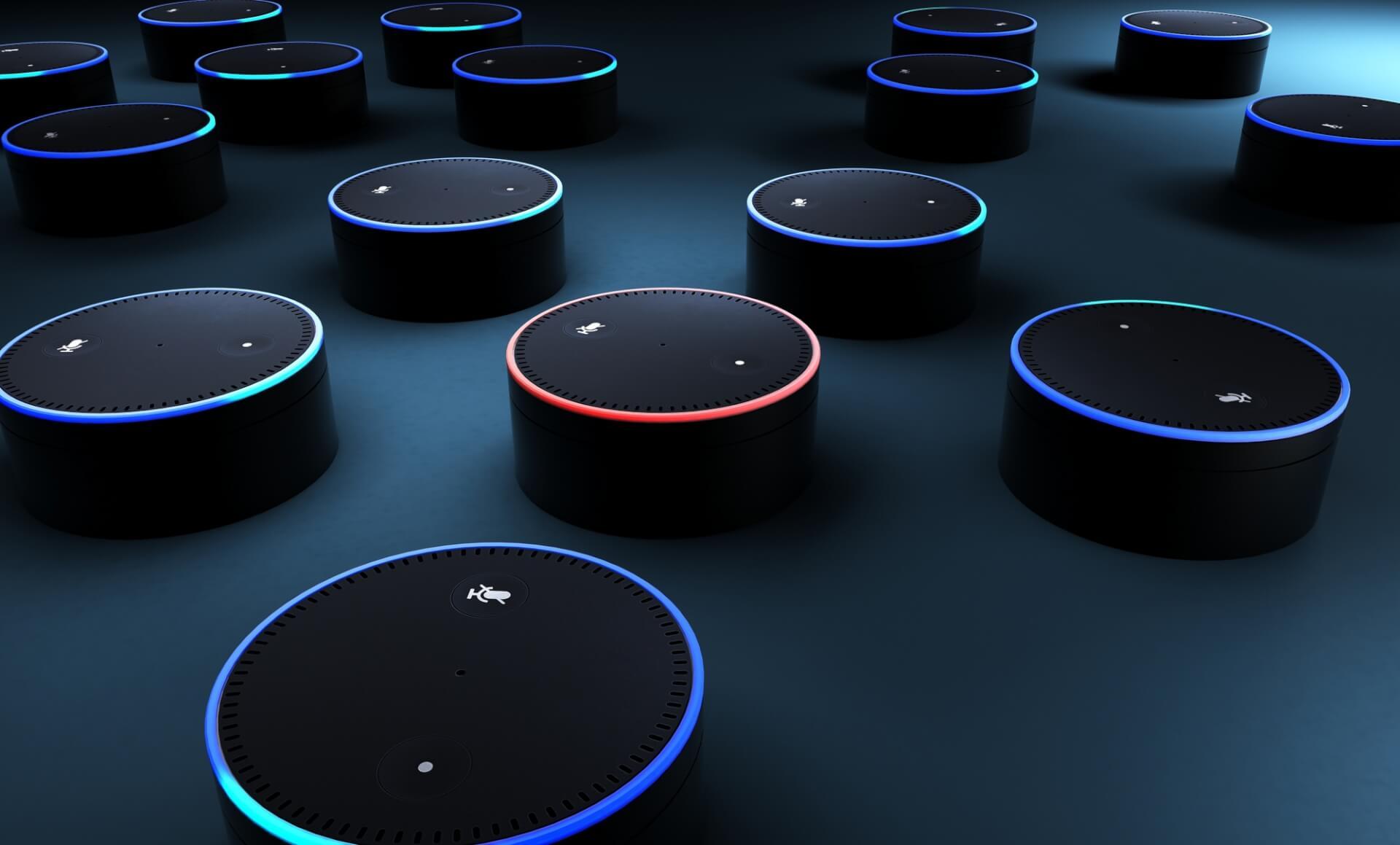 Every sound you make I'll be listening (c) Alexa