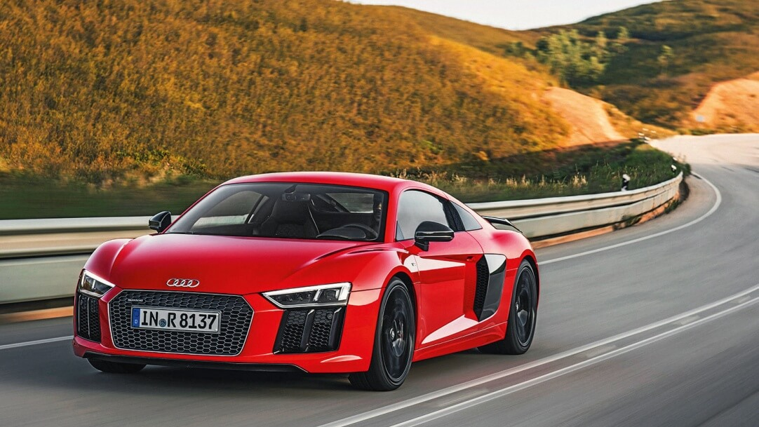 Driving 2020 Audi R8 Is Better Than Sex
