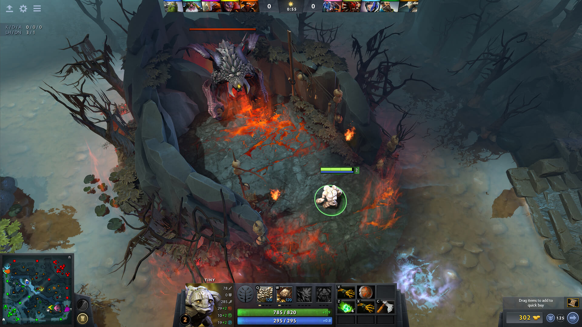 Top Reshuffles in DotA 2. Main News and Events in Grand Organizations