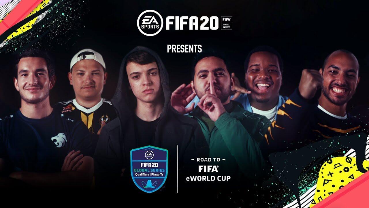 The Fifa 2020 eWorld Cup
