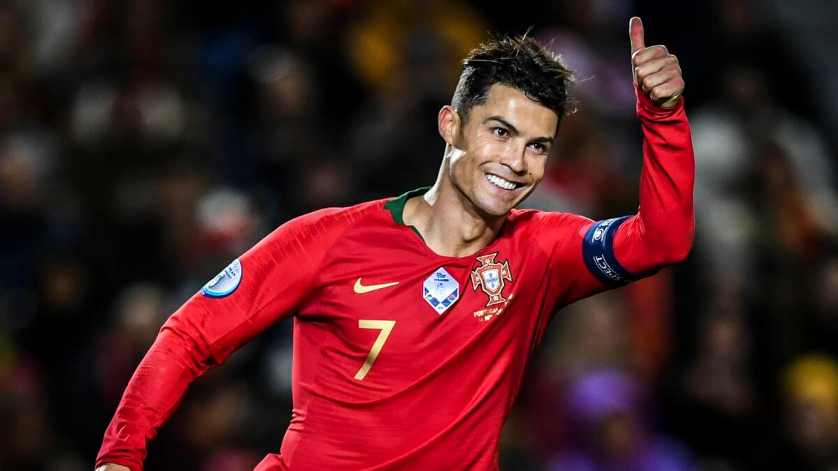 Portugal Qualify for Euro 2020