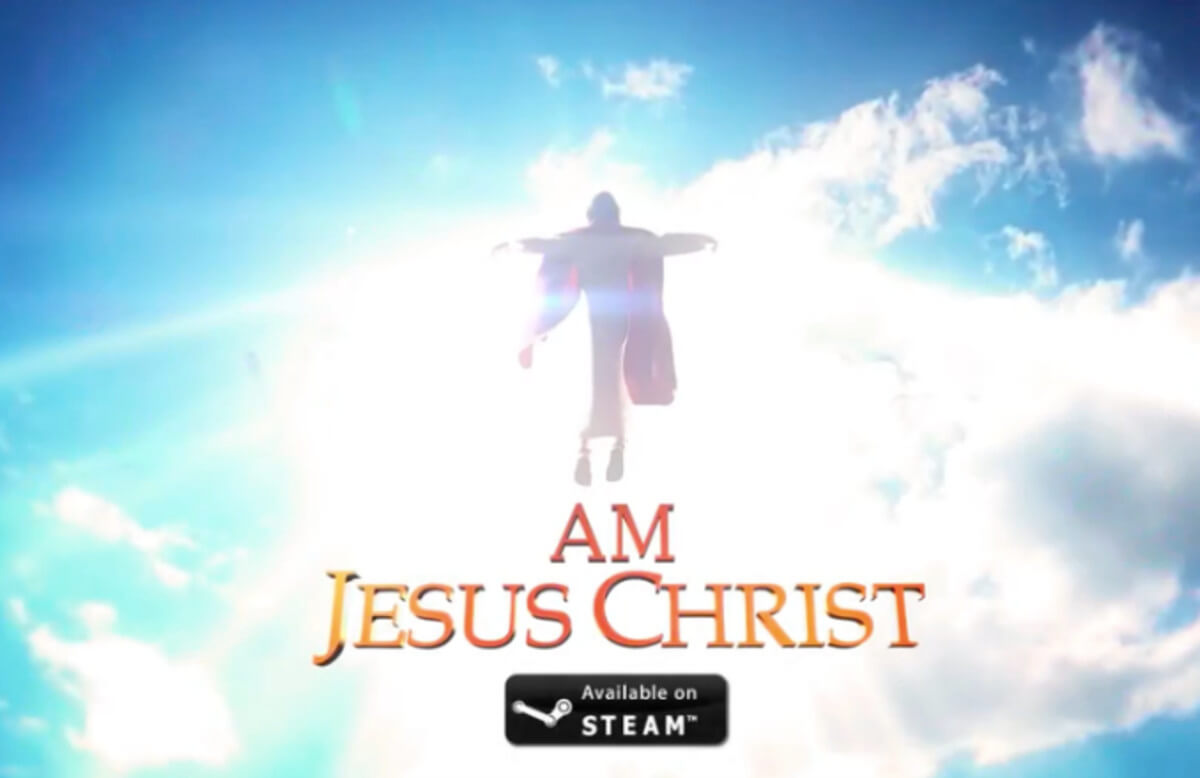 I Am Jesus Christ Game