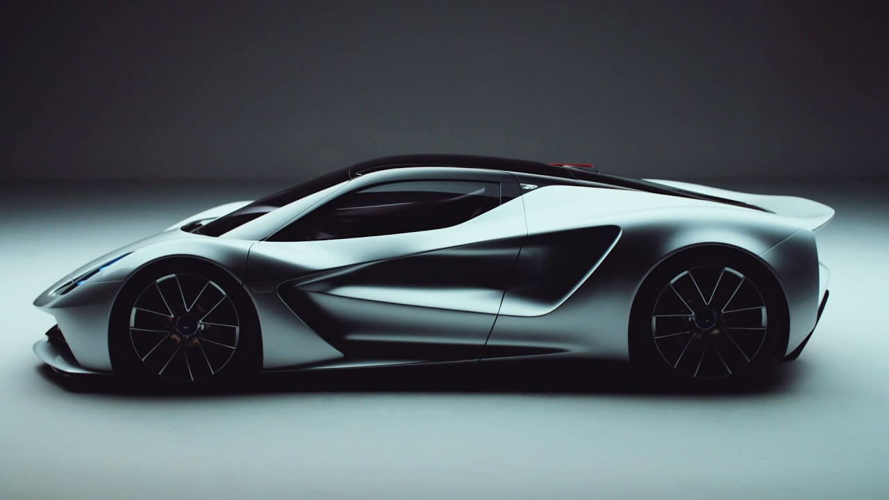 Meet the First-of-its-kind Electric Supercar — Lotus Evija