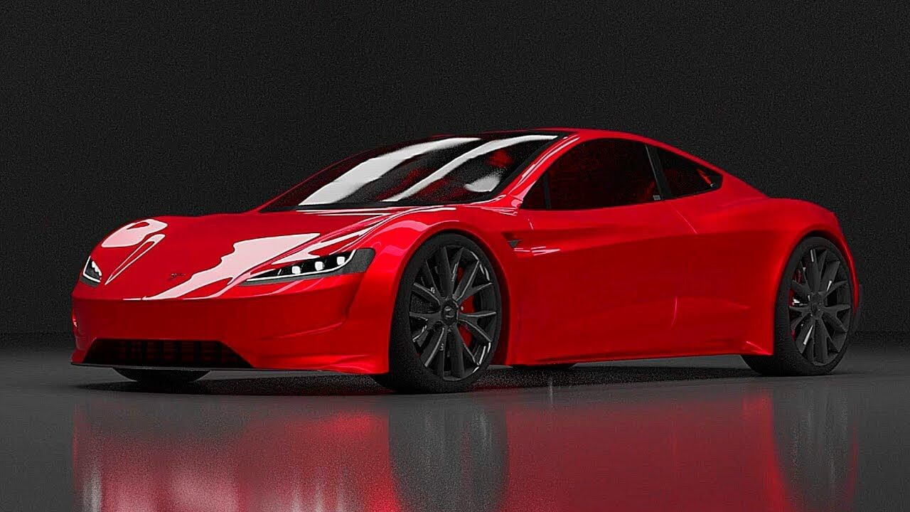 Back to the Future! Tesla Revives Its Roadster!
