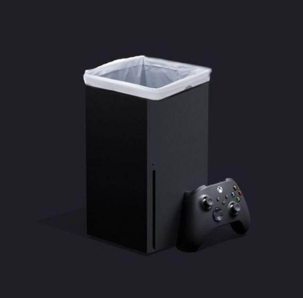 xbox trash bit