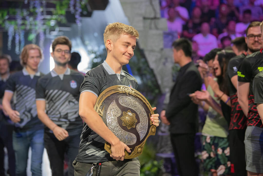 Dota 2 OG Are The Highest Earning Professionals of 2019