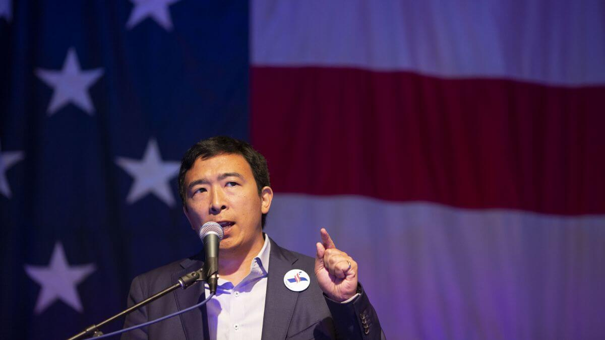 Hit The Jackpot: Andrew Yang Earned $ 1.3 Million on The Last Day of The Year