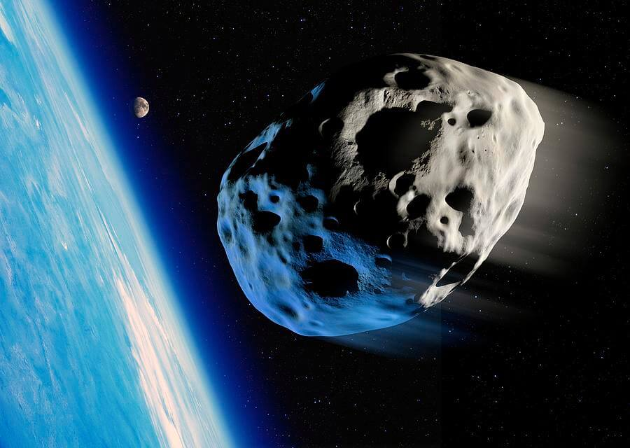 A Dangerous Asteroid Is Approaching Earth