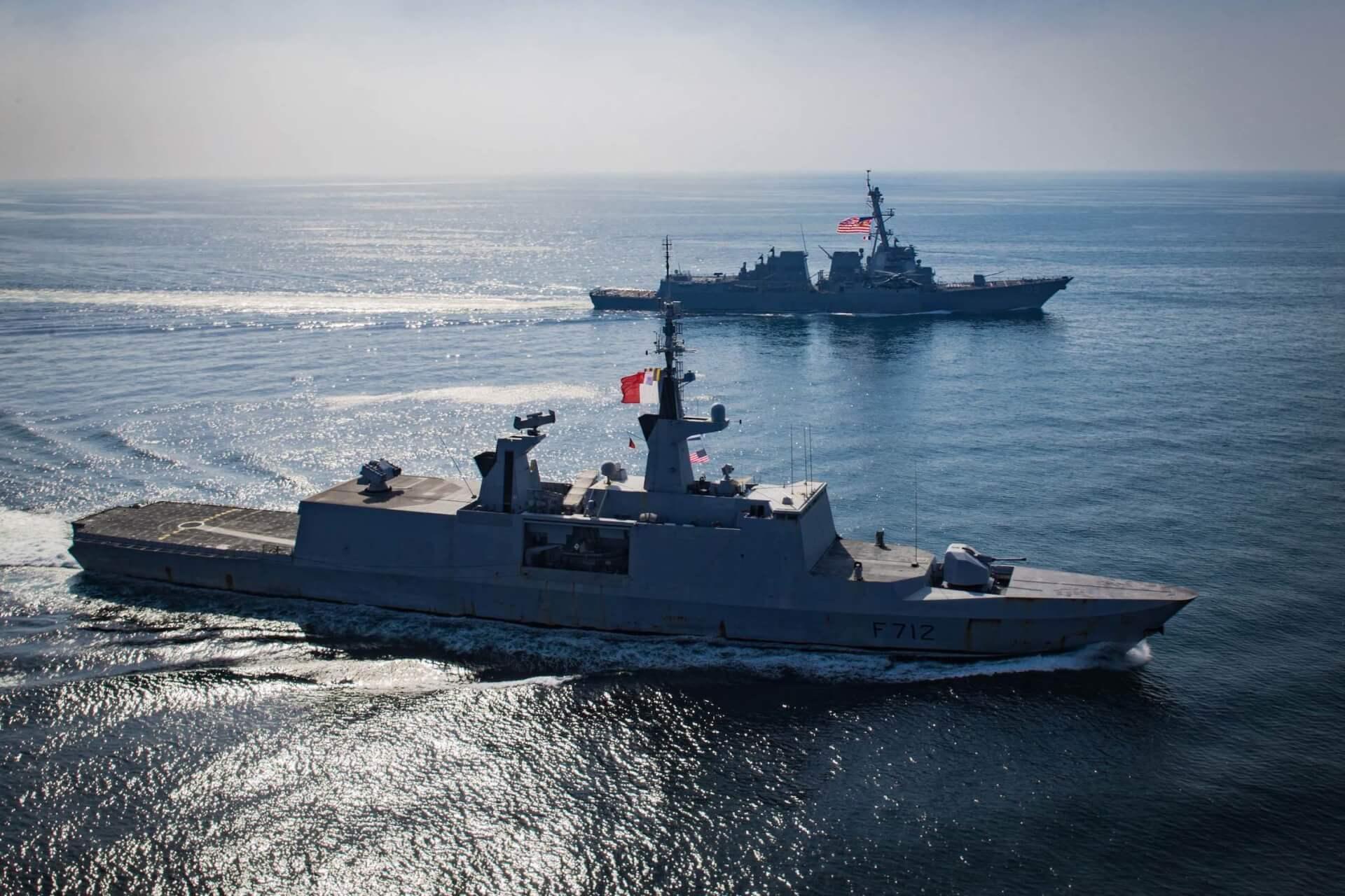 Denmark Will Send Reinforced Patrols To The Strait of Hormuz