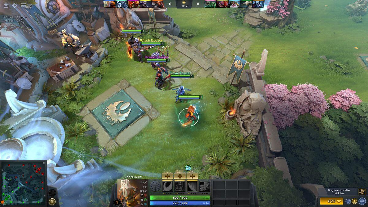 Reddit User Created Dota 2 Version of Spotify Wrapped