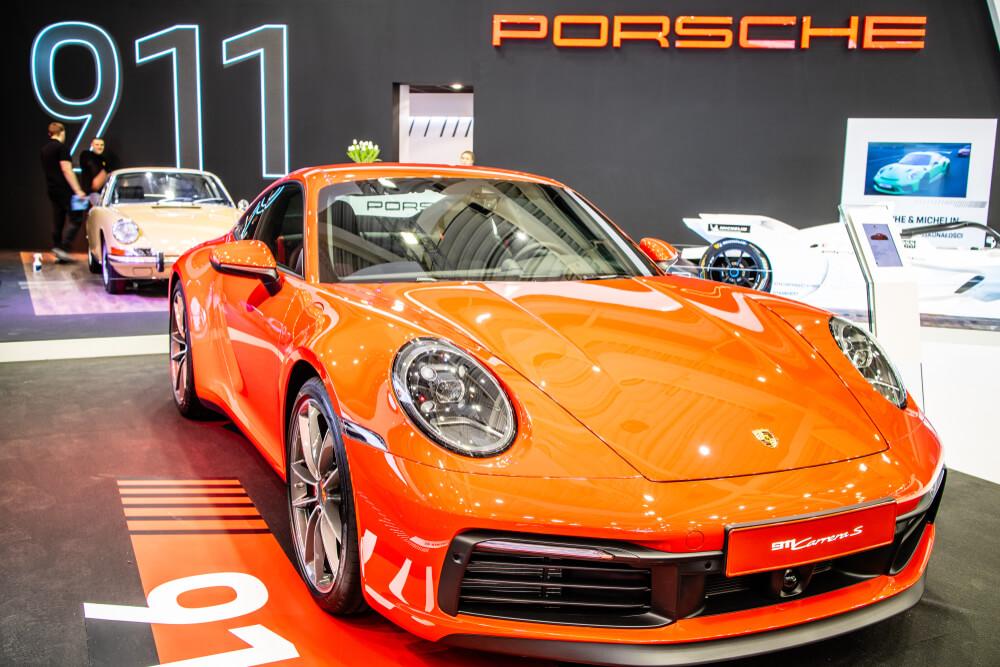 Porsche 911 models
