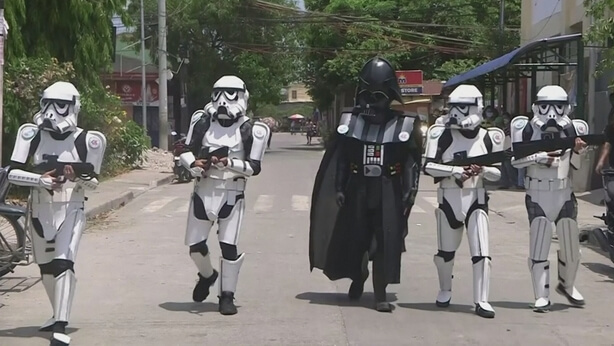 darth vader philippines
