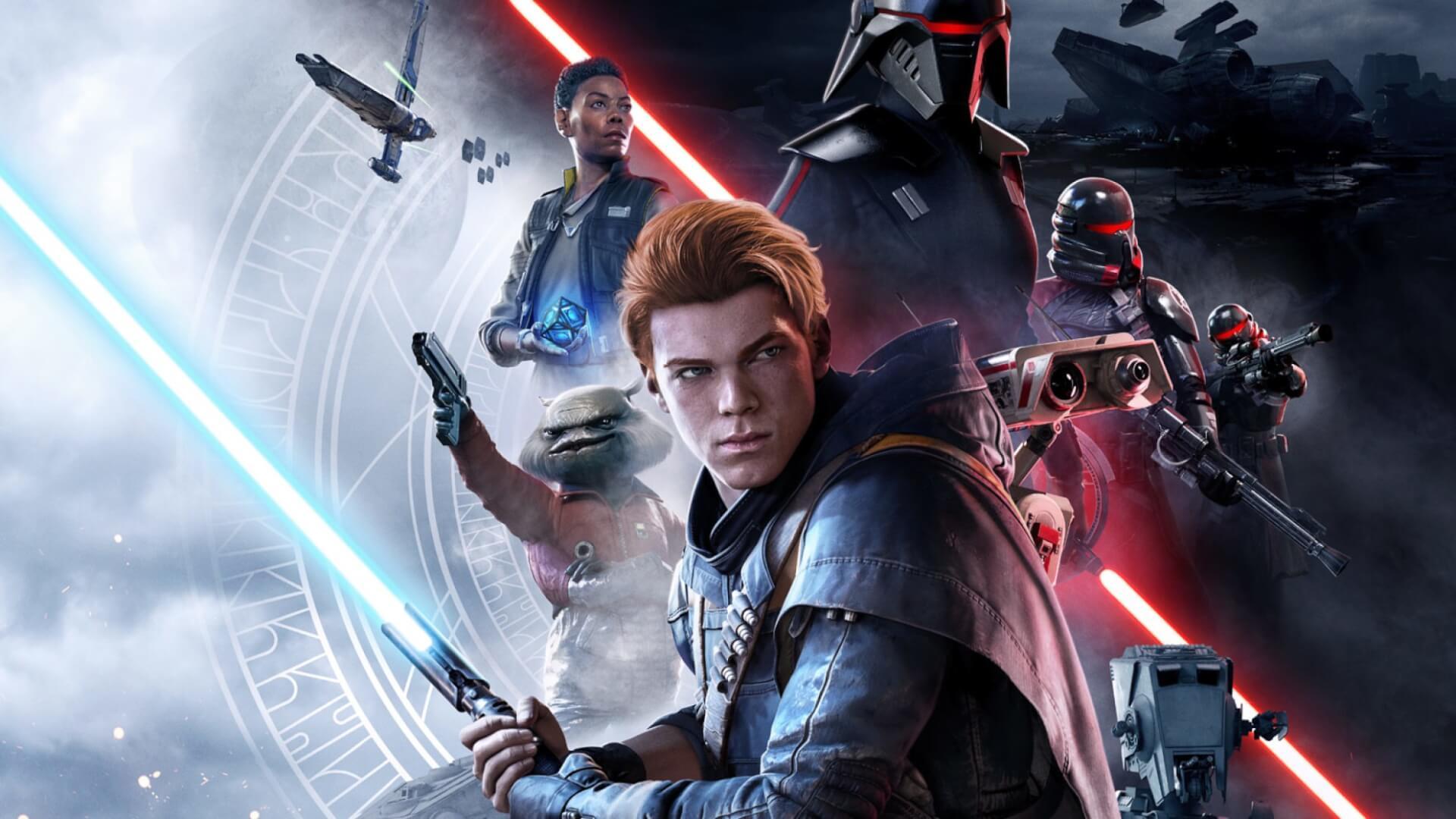Star Wars Jedi: Fallen Order New Free Update