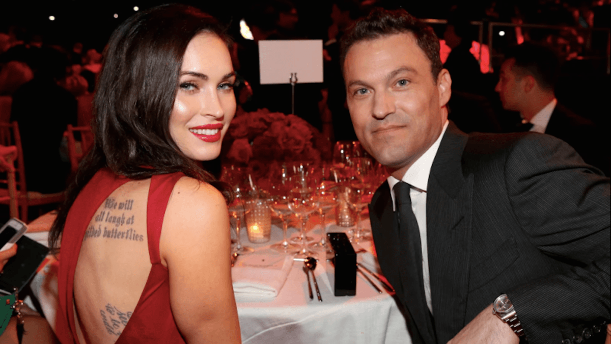 Megan Fox and Brian Austin Green Split:Is it Really a Divorce?