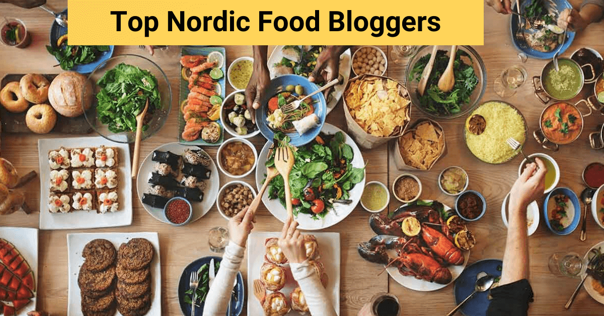 Nordic food bloggers rating