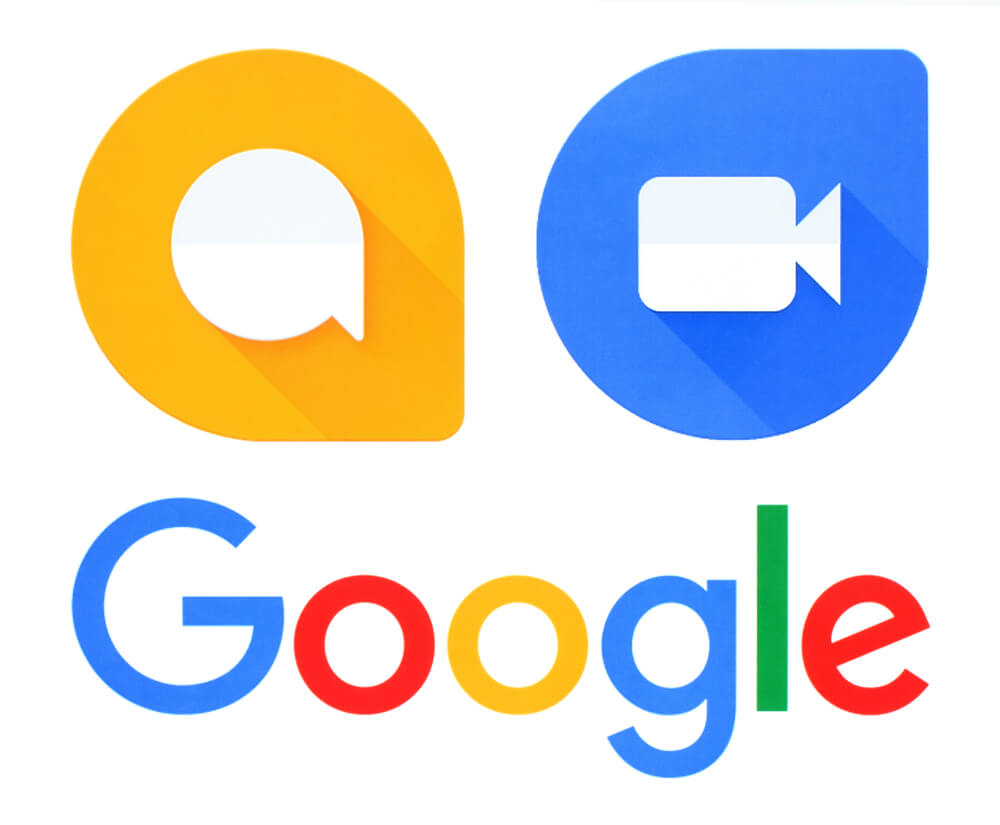 Google Messages, Google Duo, Google Chat
