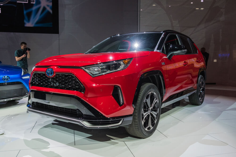 Gorgeous Hybrid Toyota RAV4 Prime Will Be Affordable