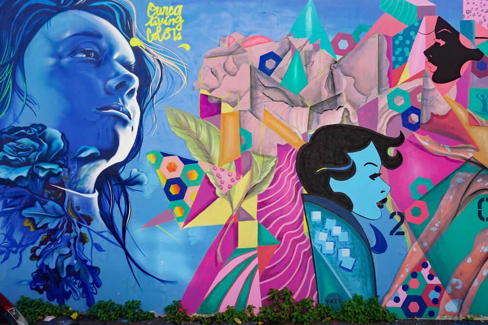 10 Breathtaking Murals From Around The World