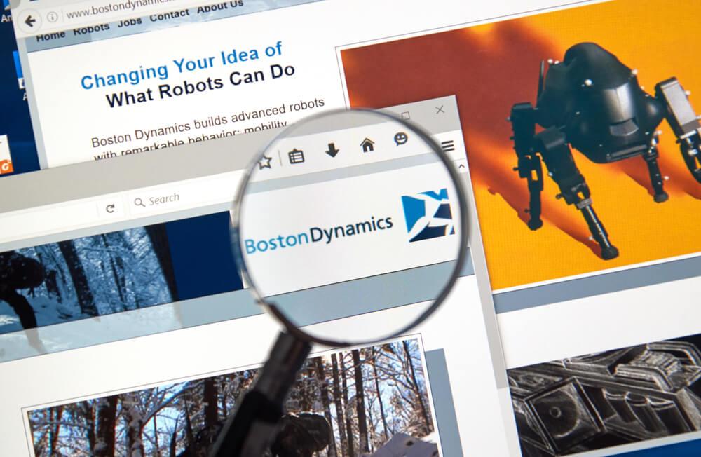 Boston Dynamics Started a Robo Sale