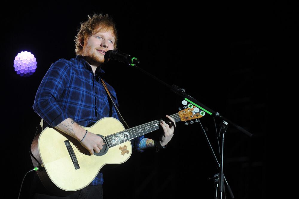 Ed Sheeran's success story